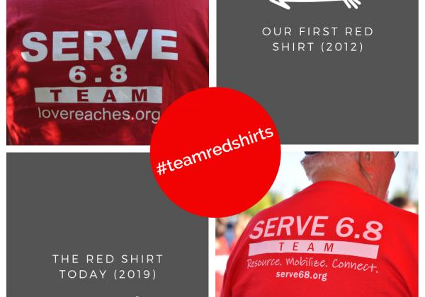 Team Red Shirts